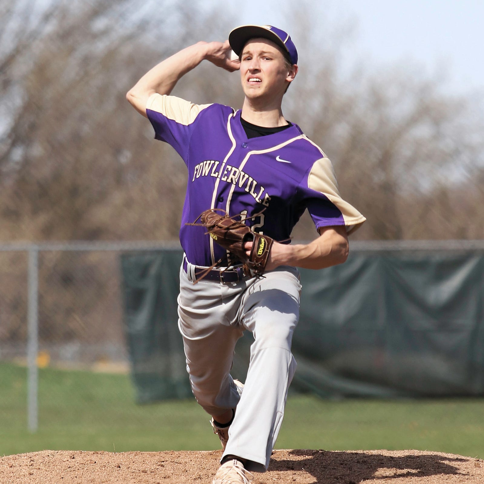 Fowlerville hopes baseball losses to Bay City Western pay off later