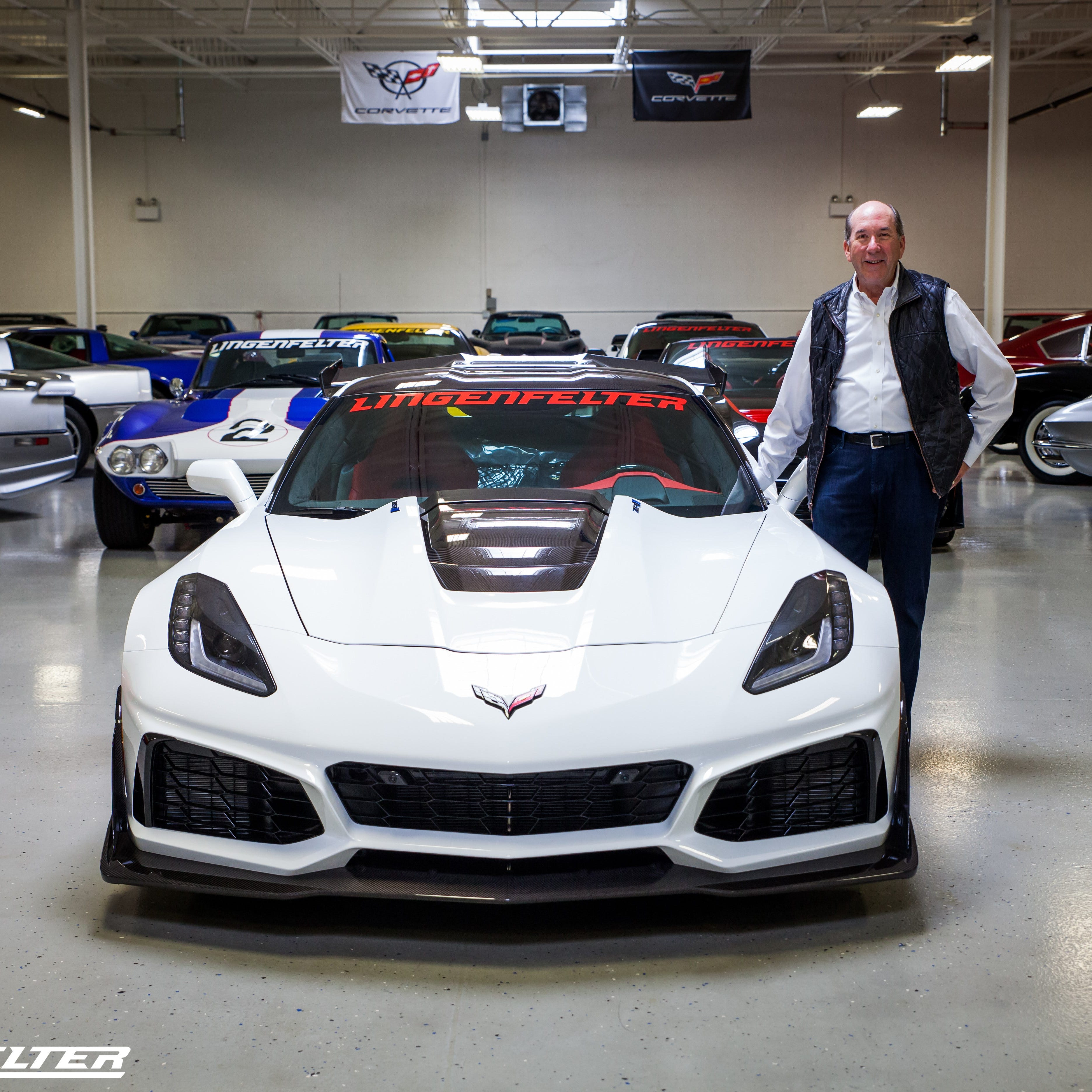 Lingenfelter Collection of more than 200 exotic cars  open to the public Saturday for charity event