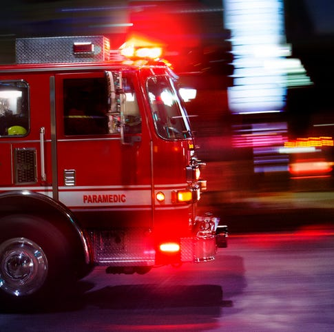 Firefighters battle massive blaze at Herbruck's Poultry Ranch in Ionia County