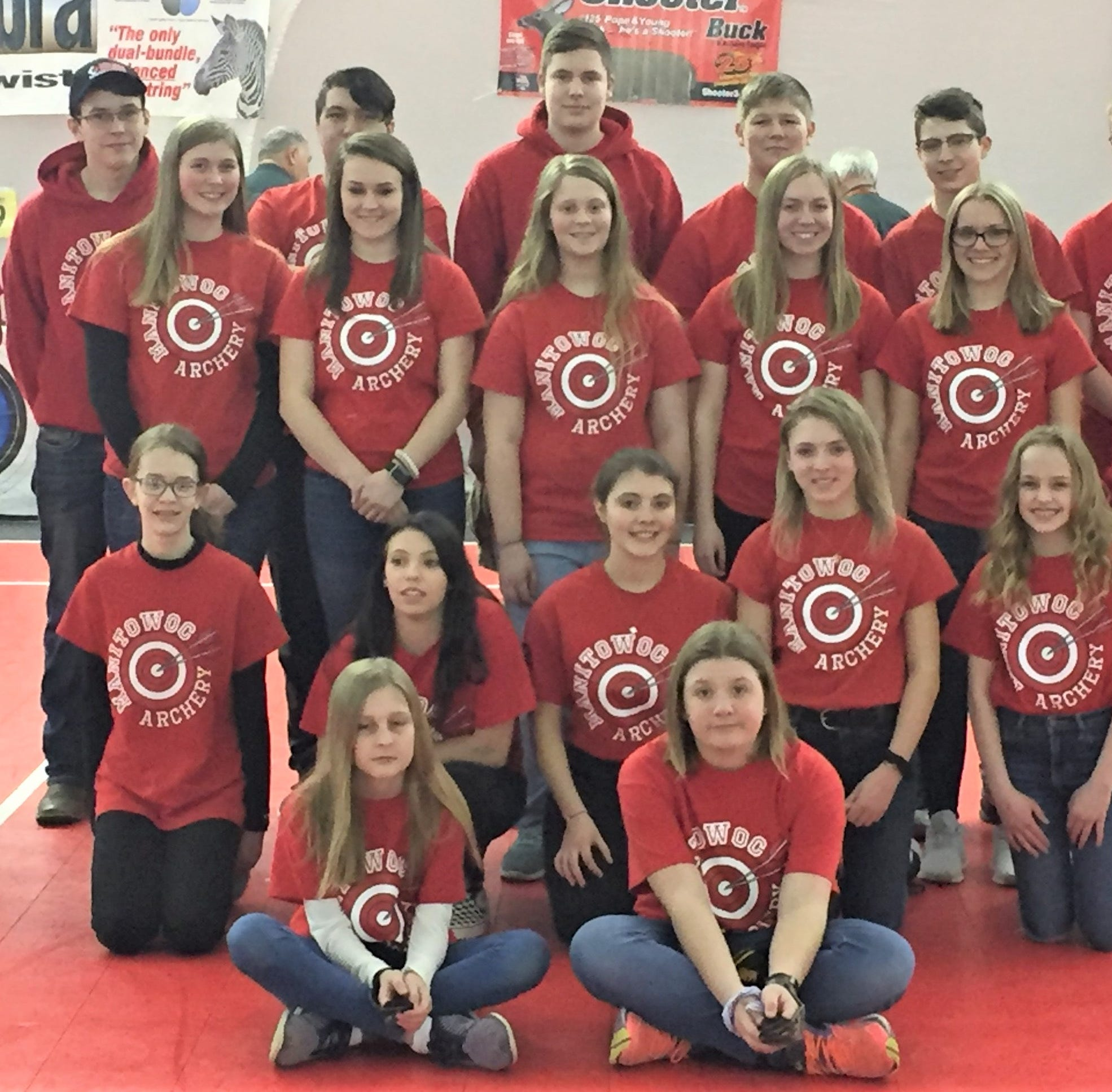Manitowoc outdoors news: Local students score big at Archery in the Schools tournament