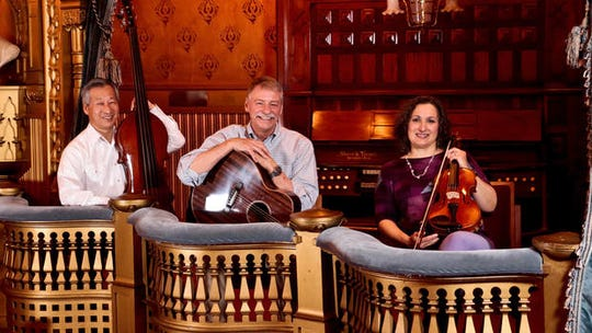 "The Forst Inn will present Layne Yost's ""Tribute to the Music of John Denver"" featuring Carol McDowall (right) and Jon Shimoda (left)."