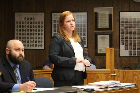 Marion County Assistant Prosecutor Margaret Moore argued that convicted child rapist Steven Hardin had shown no remorse. In brief remarks Monday, Hardin gave an apology to the court and the 4-year-old victim's family.