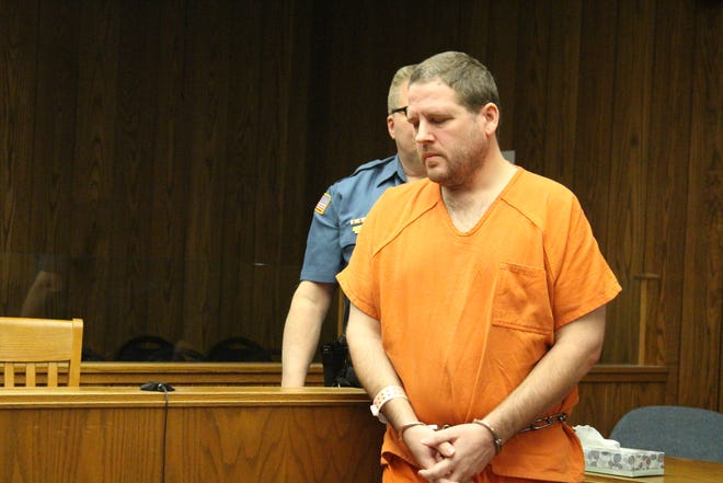 Steven C. Hardin, 41, of Marion, will spend life in prison after he sexually assaulted a 4-year-old last year in Marion.