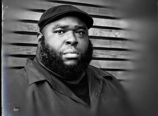 Memphis musician Omar Higgins.