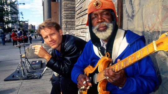 """The Crosstown Theater movie series begins May 2 with the blues documentary """"Satan & Adam."""""""