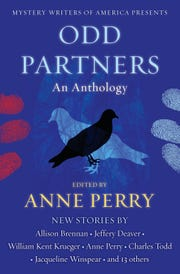 """""""Odd Partners: An Anthology,"""" edited by Anne Perry."""