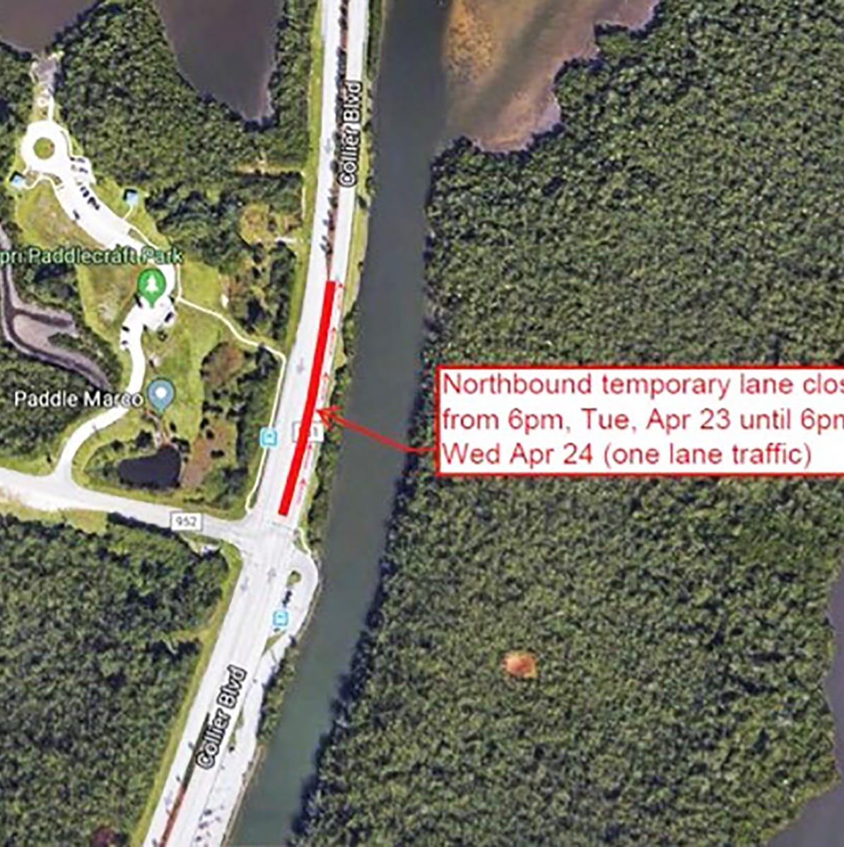 3 To Know: Expect traffic delays Wednesday leaving Marco