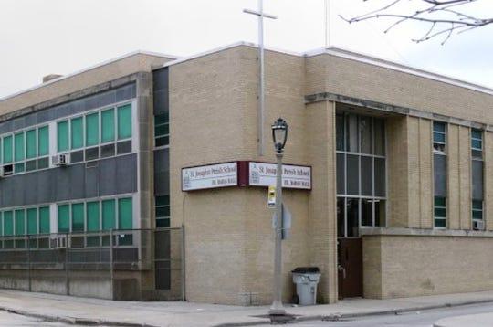 St. Josaphat Parish School, 801 W. Lincoln Ave., Milwaukee.