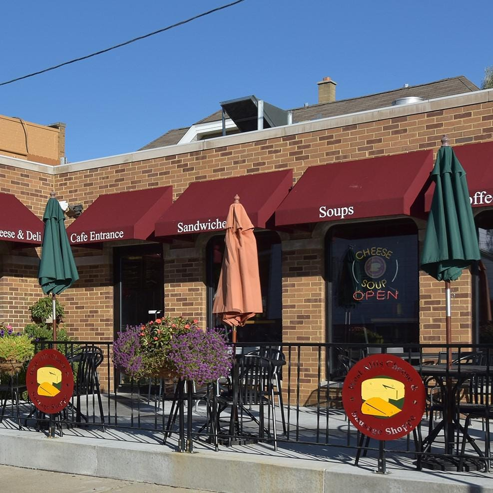 West Allis Cheese & Sausage Shoppe plans to expand and open a beer garden