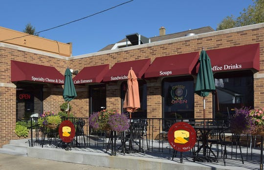 The owner of the West Allis Cheese & Sausage Shoppe, at 6832 W. Becher St. plans to open a beer garden next door.