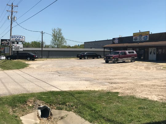 The Royal 66 nightclub is serving a two-week suspension of their license by state officials, due in part to over serving men who later died in a vehicle crash.