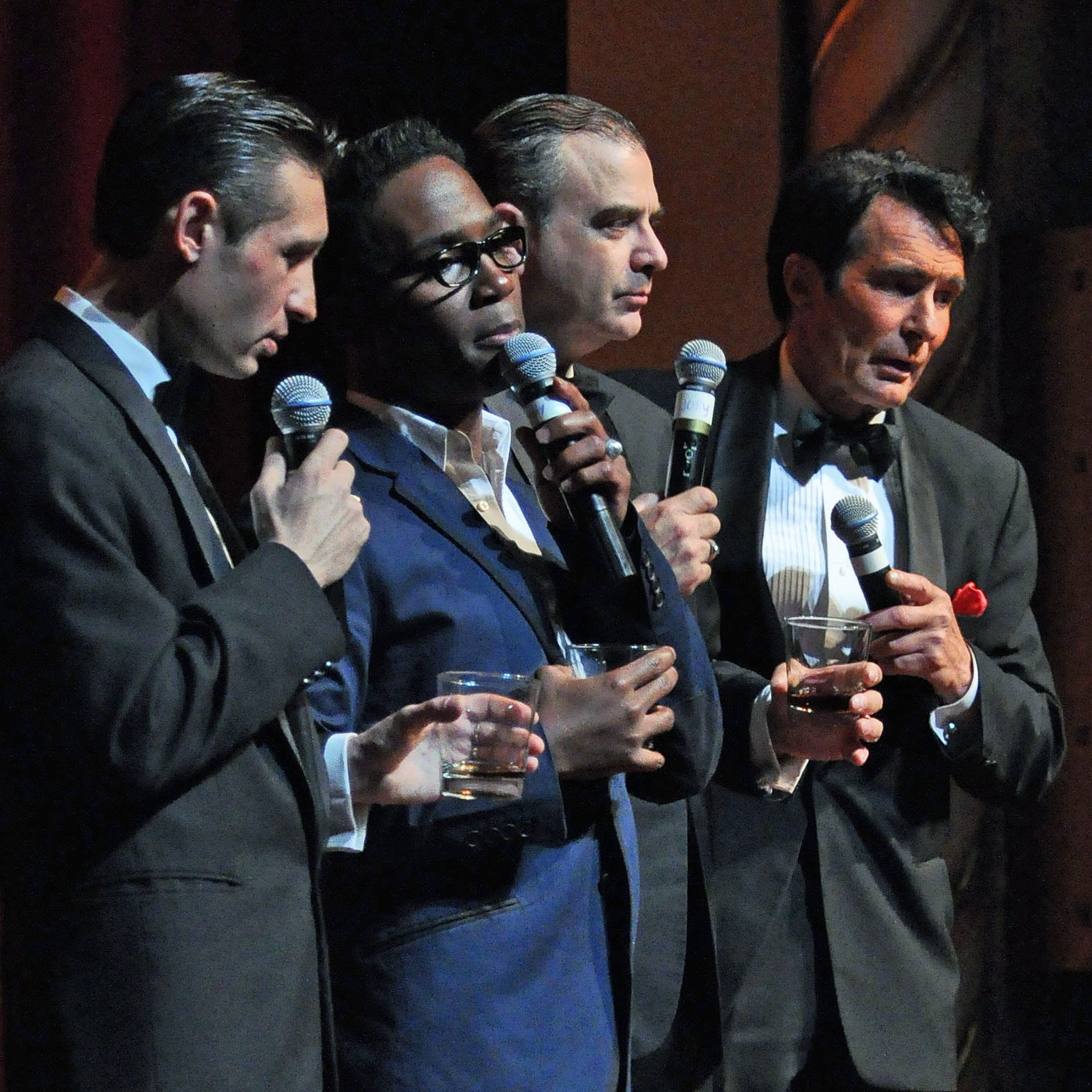 'Rat Pack' to perform May 2 in Ruston