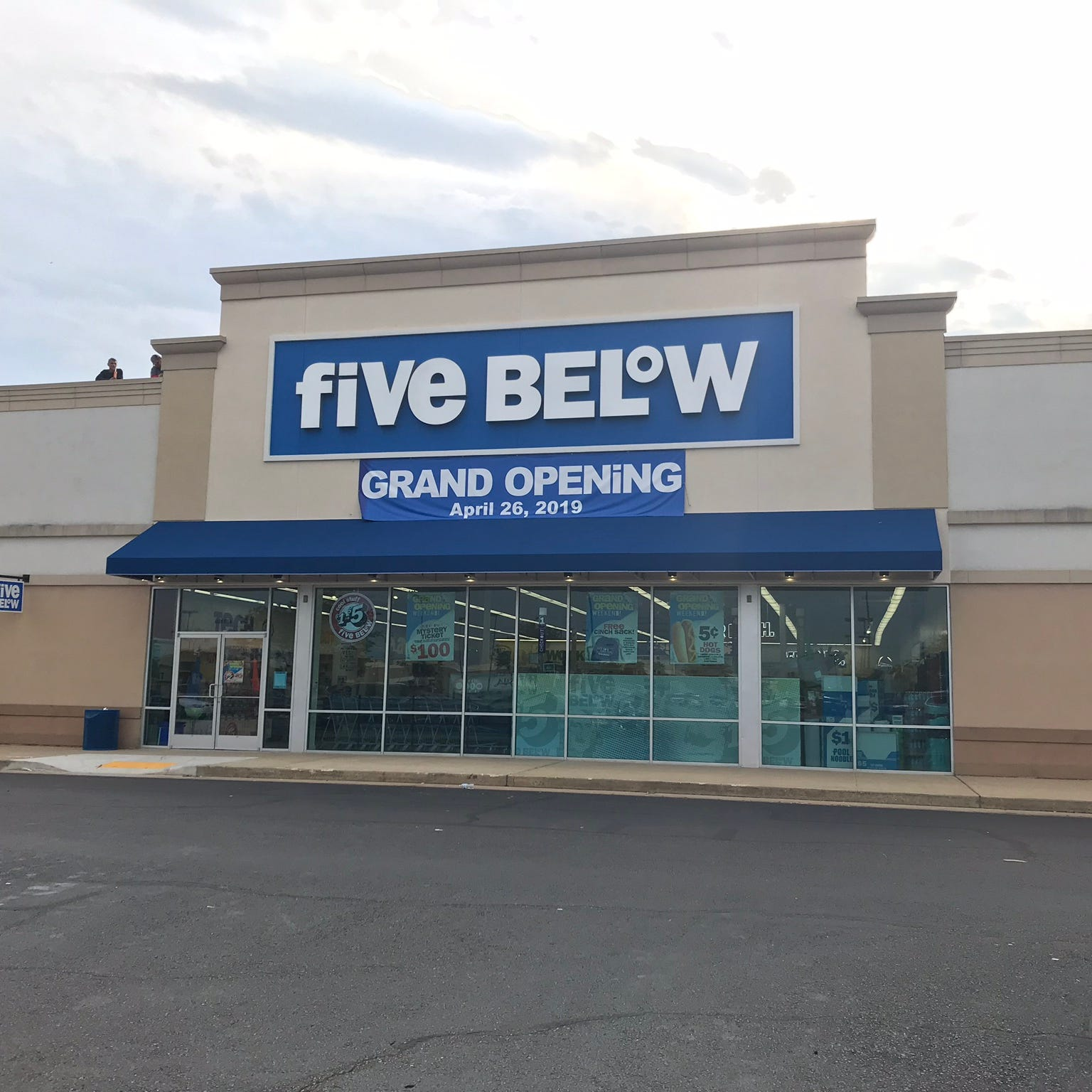 Five Below discount store opens in Monroe on Friday