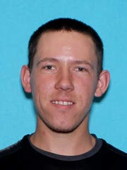 Joshua Osgood is wanted on a theft warrant.