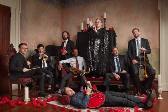 St. Paul & The Broken Bones will perform Monday, April 29 at the Montgomery Performing Arts Centre as part of the EJI 30th anniversary.