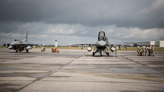 Red Tails enhance readiness at Sentry Savannah