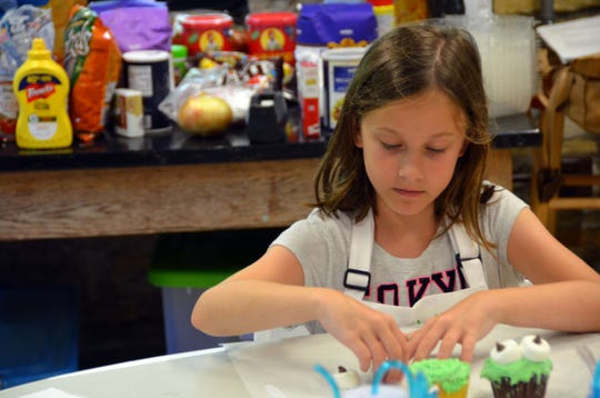 Minnetrista will offer cooking camps for kids this summer.
