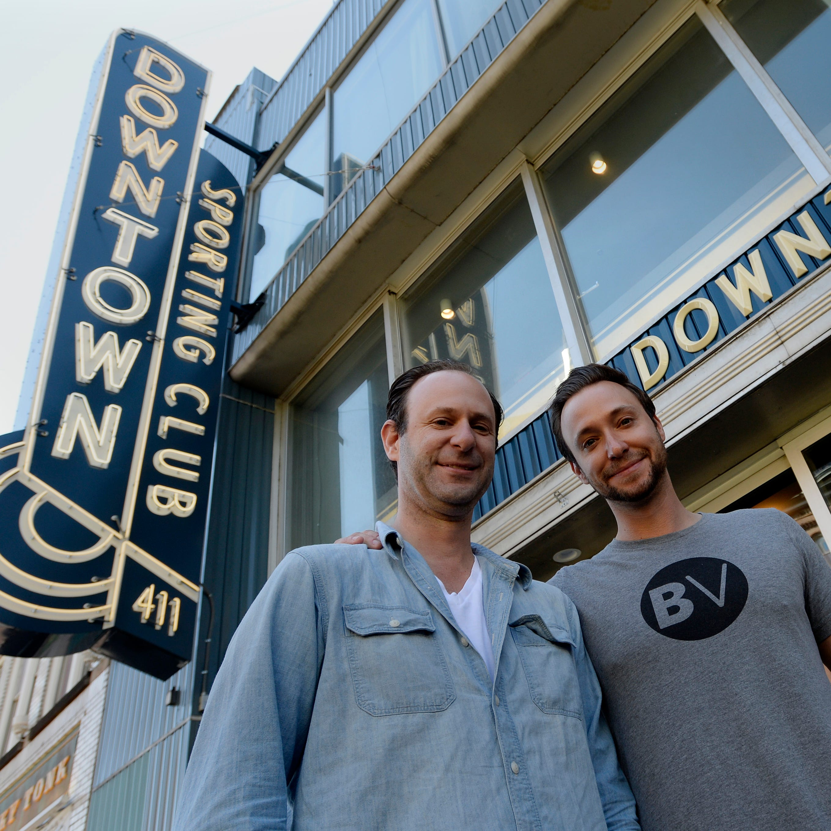 Downtown Sporting Club is unlike anything else on Lower Broadway. Here's why.