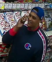 Metro Nashville police have named Leroy Dallas Topp Jr., 31, as a suspect in the fatal April 18 shooting of Carlos Logan outside a Harding Place gas station.