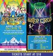 Water Circus coming to Sumner County Fairgrounds