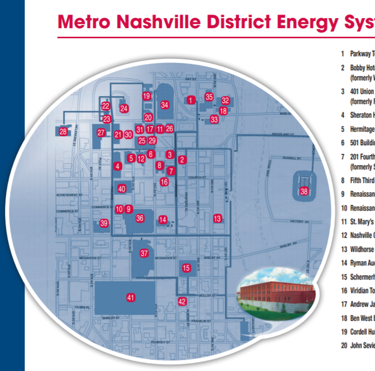 Push to sell Nashville's downtown energy system is about chronic mismanagement | Opinion