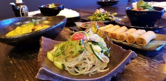 Zen Asian BBQ in North Naples will offer a five-course vegan Thai tasting menu on Sunday, April 28.