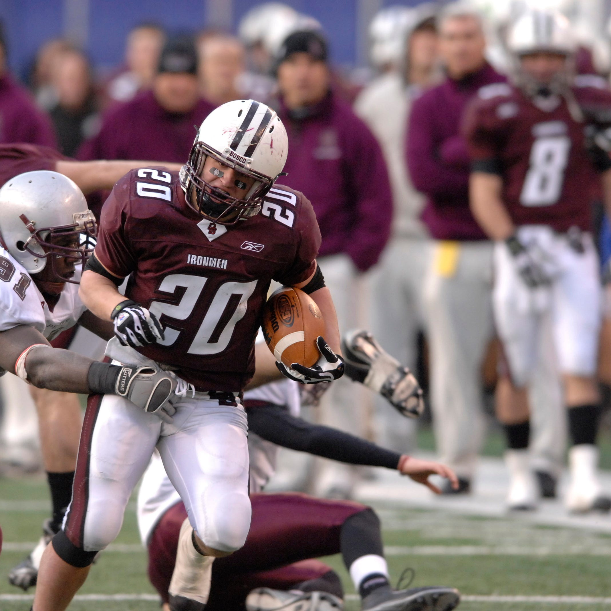 Former Don Bosco football star Dillon Romain dies at 28