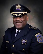 Sheriff Anthony Cureton.