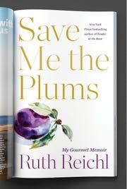 "Cover of Ruth Reichl's ""Gourmet Memoir"""