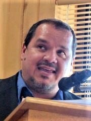 Sergio Castro, Juvenile Probation supervisor for Children, Youth and Families