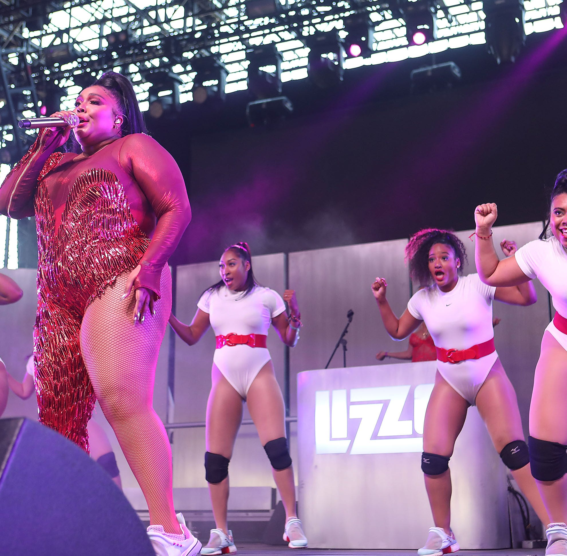 Lizzo at Coachella:  Technical issues be damned, she delivers power-packed performance and won't be denied