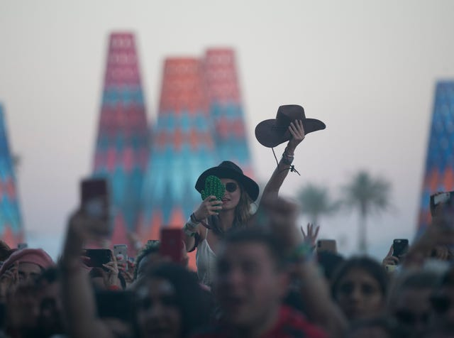 Coachella herpes 'spike' reported by TMZ