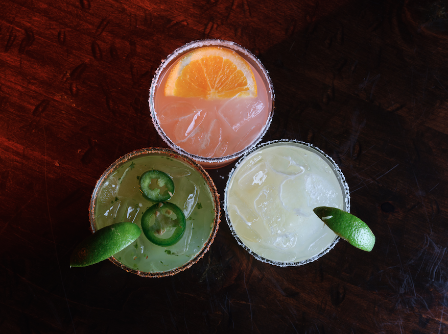 Urban Margarita | From 9:30 a.m.-8 p.m. take advantage of several $5 food and beverage specials: house and skinny margaritas, sangria, two-piece chimi (jalapeño cilantro cream cheese or chicken), carnitas and green chile taquitos and three dips (queso, black bean dip and salsa).Details: 6685 W. Beardsley Road, Glendale. 623-561-6674, urbanmargarita.com