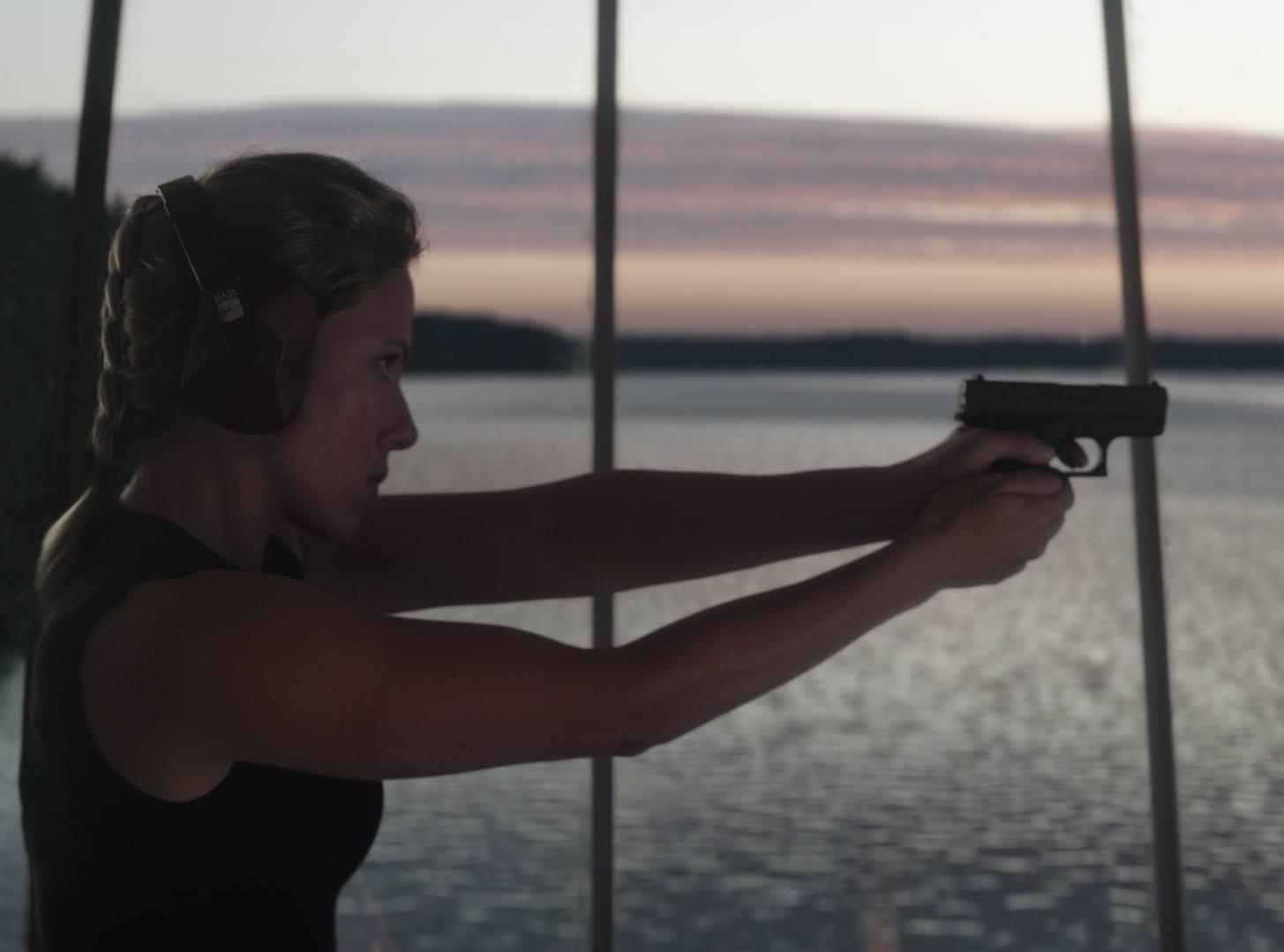 """Scarlett Johansson stars in """"Avengers: Endgame."""""""