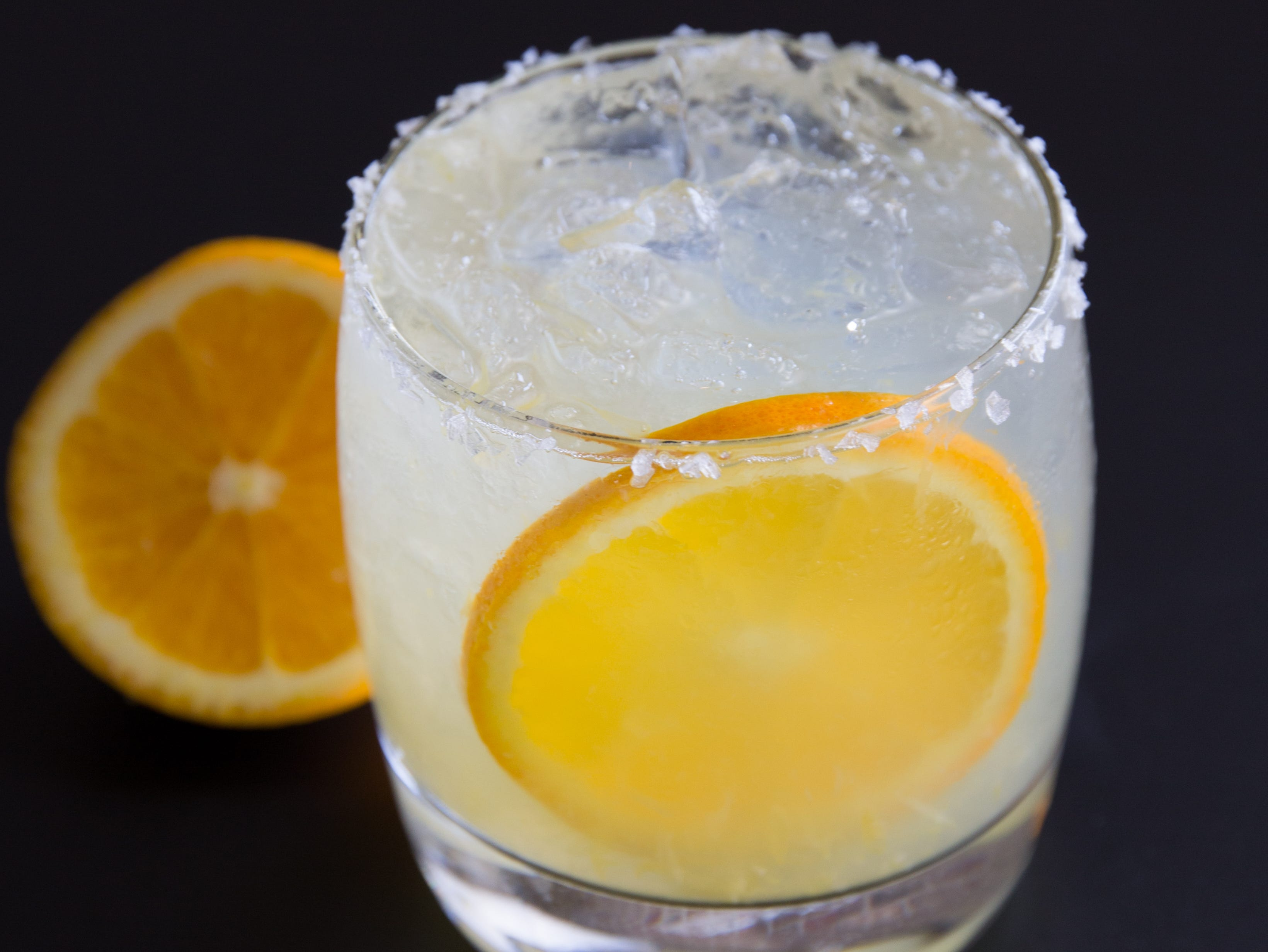 CRUjiente Tacos | Starting at noon, quench your thirst with $5 signature Premier CRU Margaritas made with 100 percent blue agave tequila, house agave syrup, fresh squeezed lime and muddled orange. Details: 3961 E. Camelback Road, Phoenix. 602-687-7777, crutacos.com