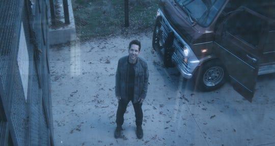 """Paul Rudd stars in """"Avengers: Endgame."""""""