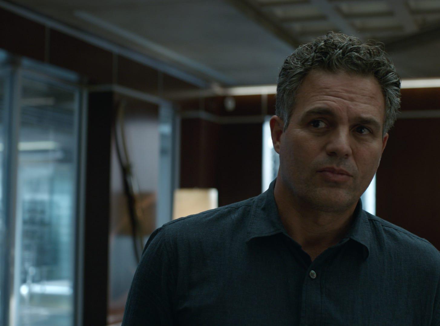 """Mark Ruffalo stars in """"Avengers: Endgame."""""""