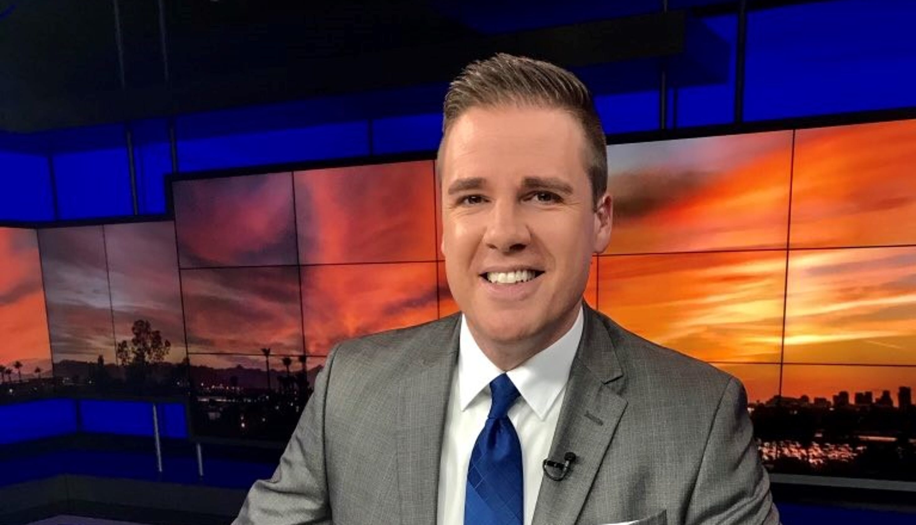 ABC15 anchor Dan Spindle has left the station — and Phoenix
