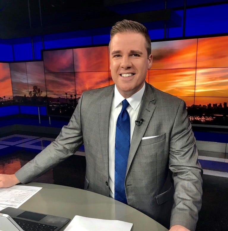 Anchor Dan Spindle says why he has left ABC15