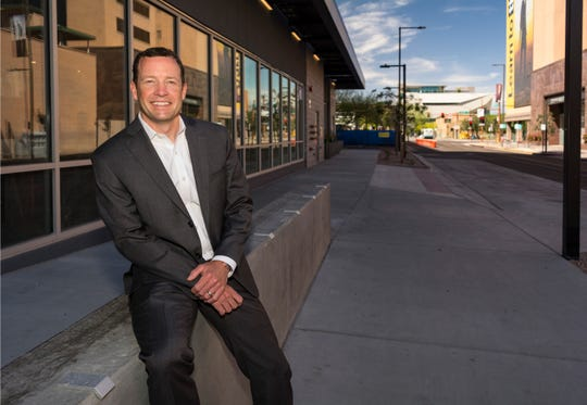 George Forristall, director of real estate development at Mortenson.