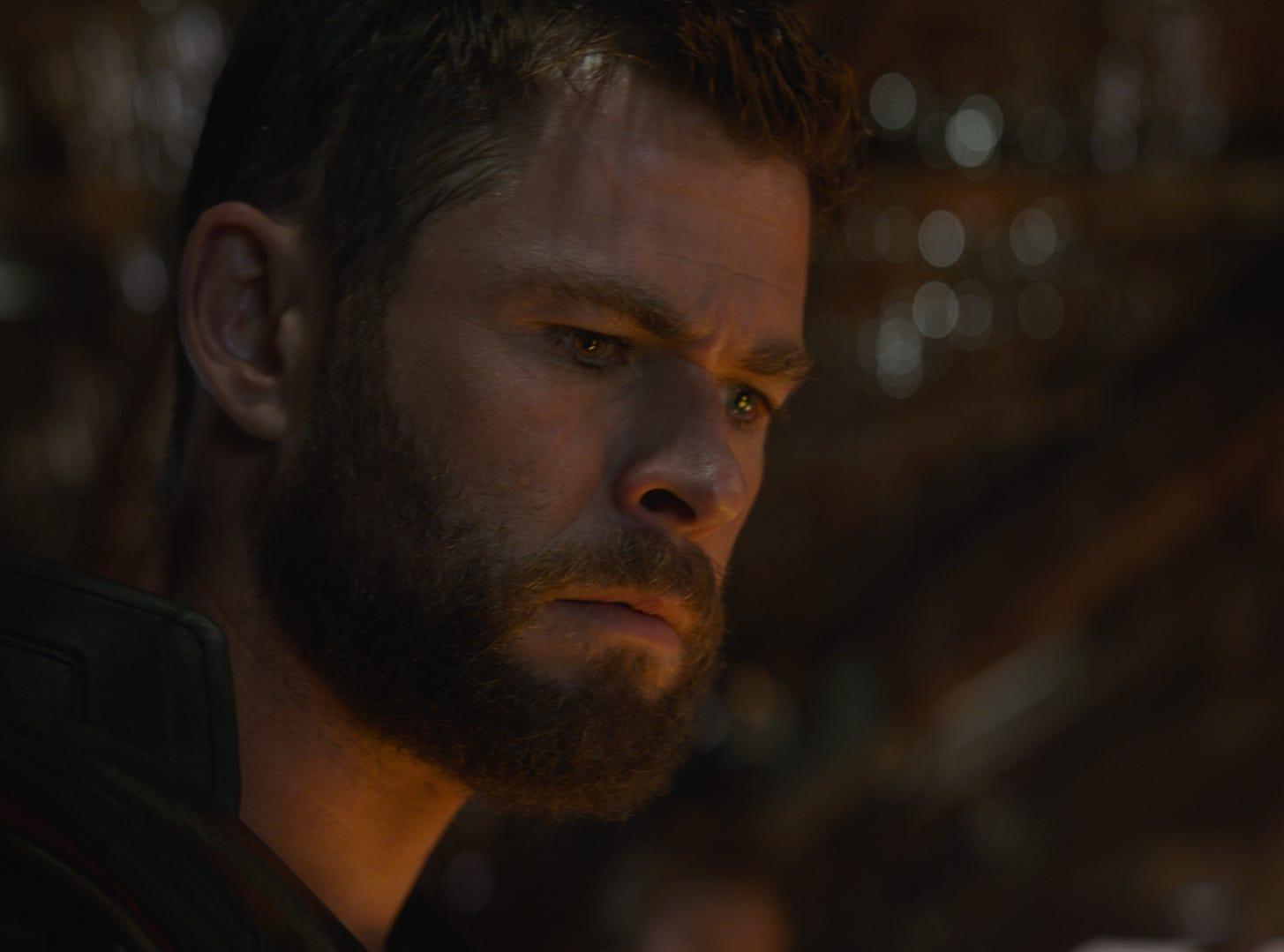 """Chris Hemsworth stars in """"Avengers: Endgame."""""""