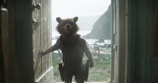 "Rocket returns in ""Avengers: Endgame."""