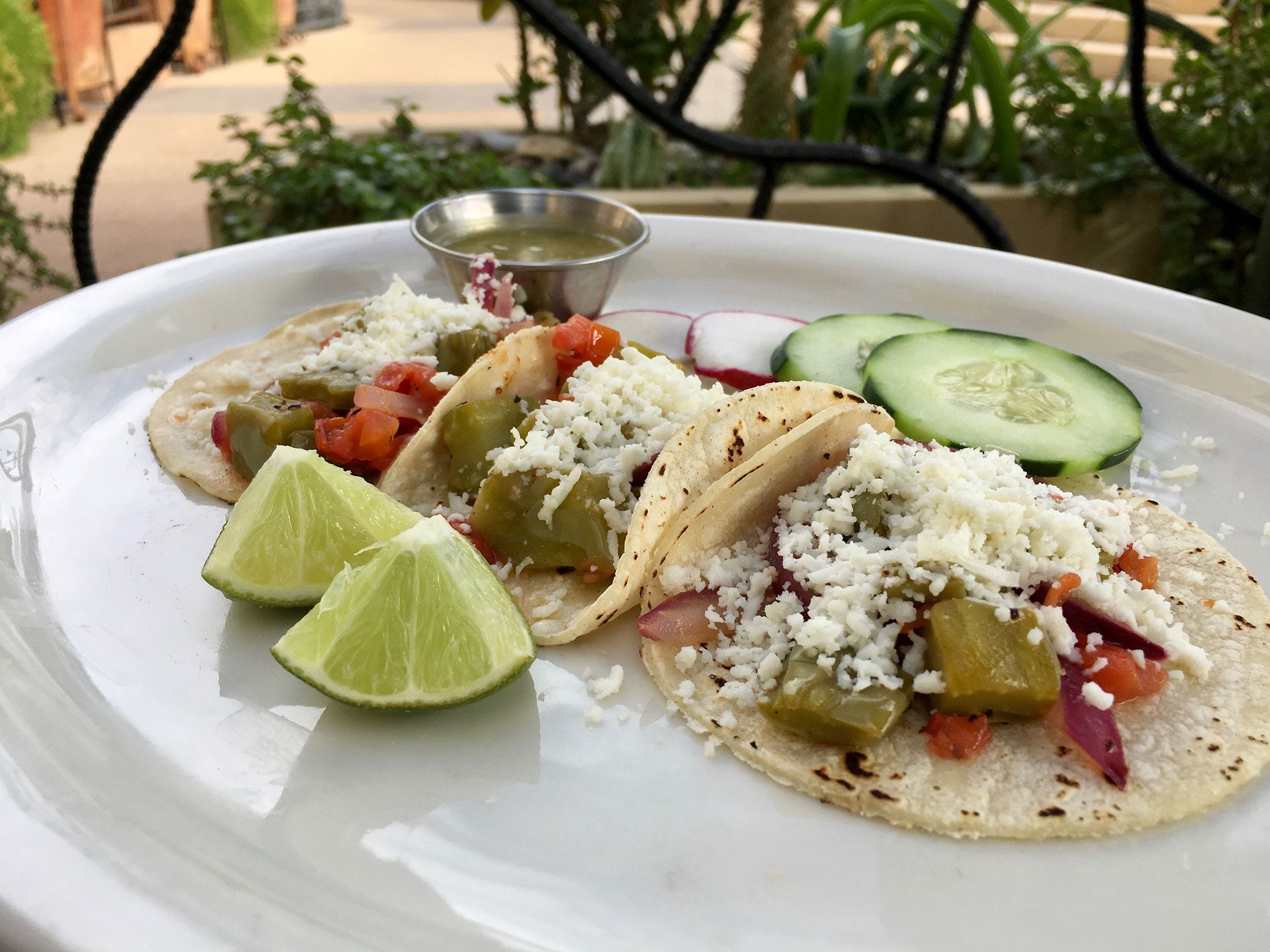 Barrio Queen | Enjoy food and drink specials like $4 tacos, $7 chips and guacamole, $7 roasted elote, mix-and-match beer buckets (5 for $20), $6 Dos XX Lager and Dos XX drafts, the casa margarita and more.Details: 388 N. Gilbert Road, Gilbert. 480-634-5025. Also, Desert Ridge Marketplace, Loop 101 and Tatum Boulevard, Phoenix. 480-466-7445. Other locations at barrioqueen.com.