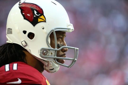 Larry Fitzgerald is a lock for the Cardinals' Ring of Honor.