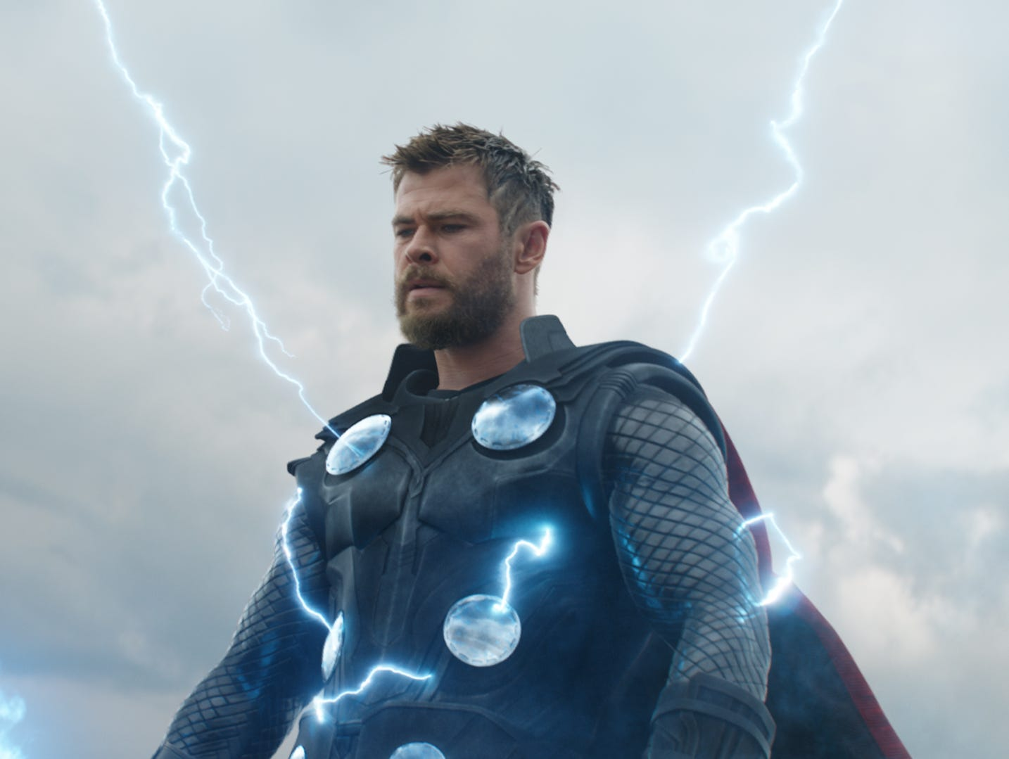 """Chris Hemsworth is Thor in """"Avengers: Endgame."""""""