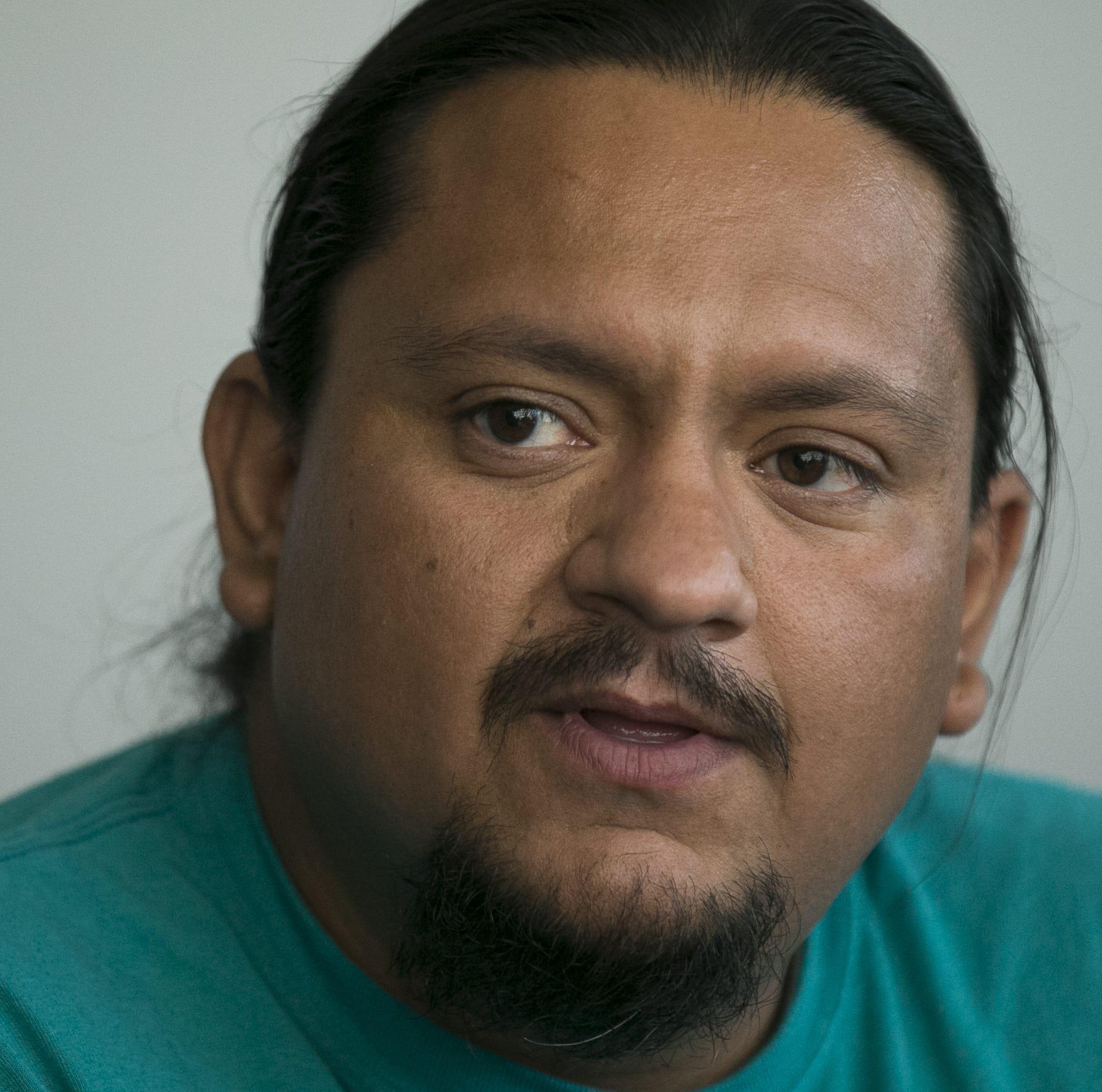 Carlos García quiere 'saltar la trinchera' y ser concejal de Phoenix