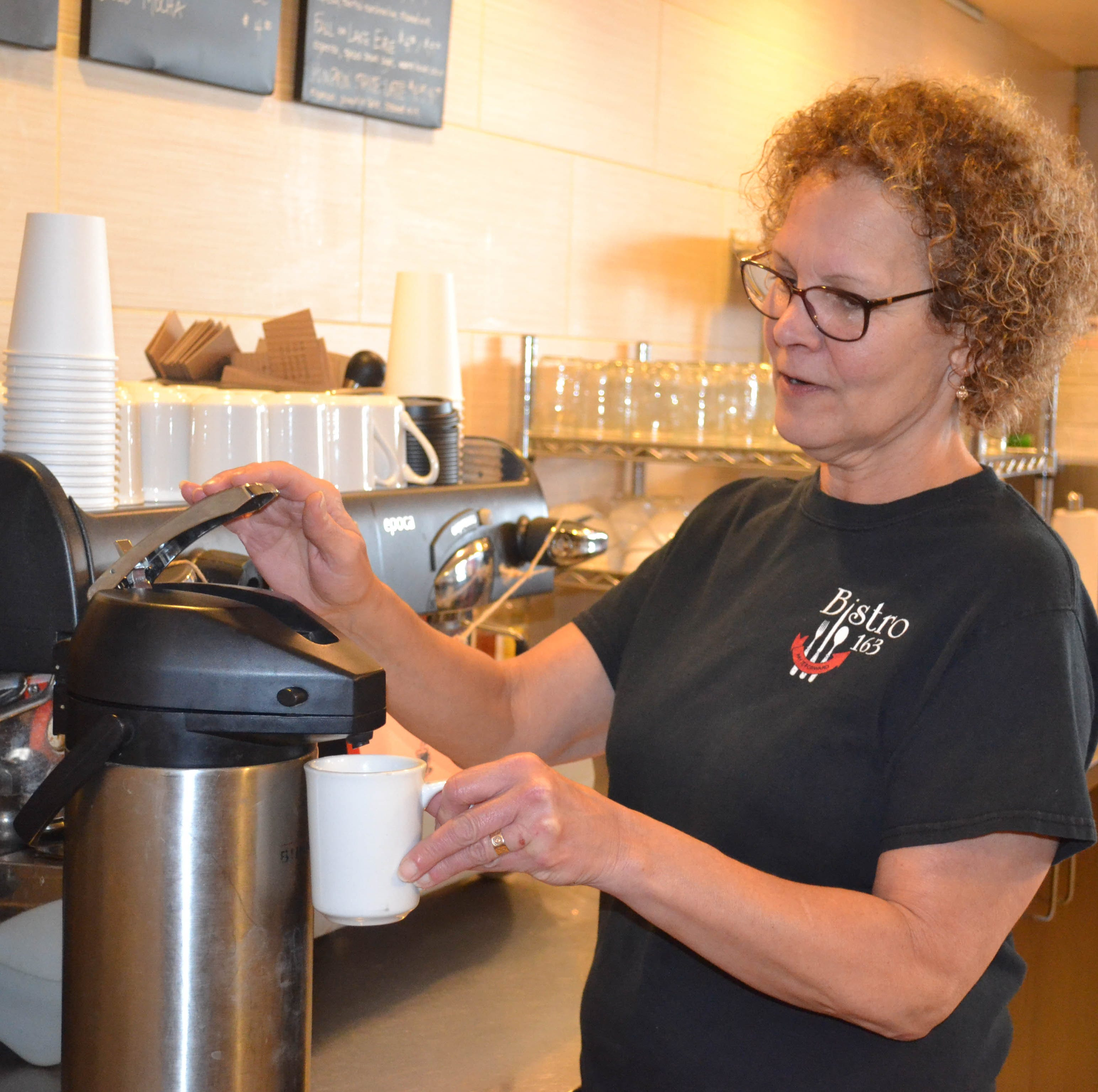 'Babs' Klacik takes helm at 'pay it forward' Bistro 163