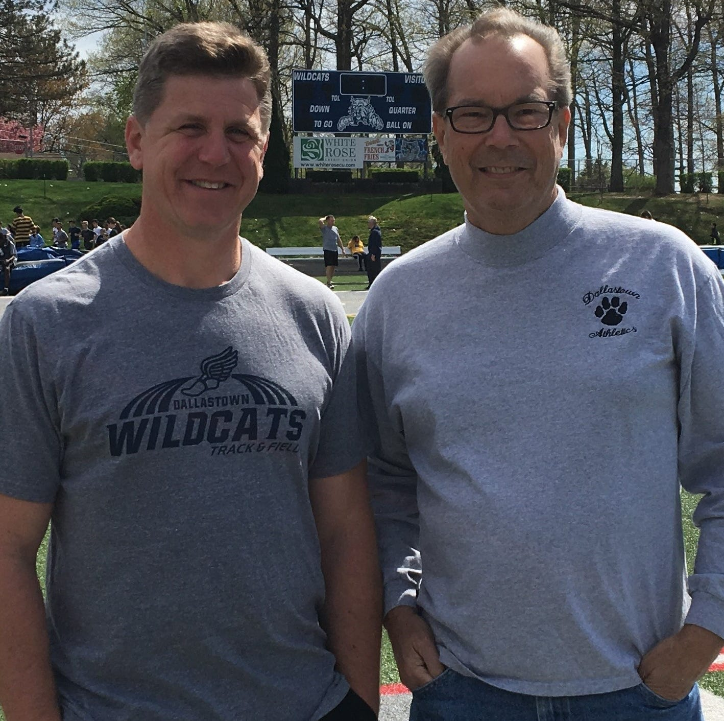 Dallastown to rename track-and-field invitational after former head coach Ray Geesey