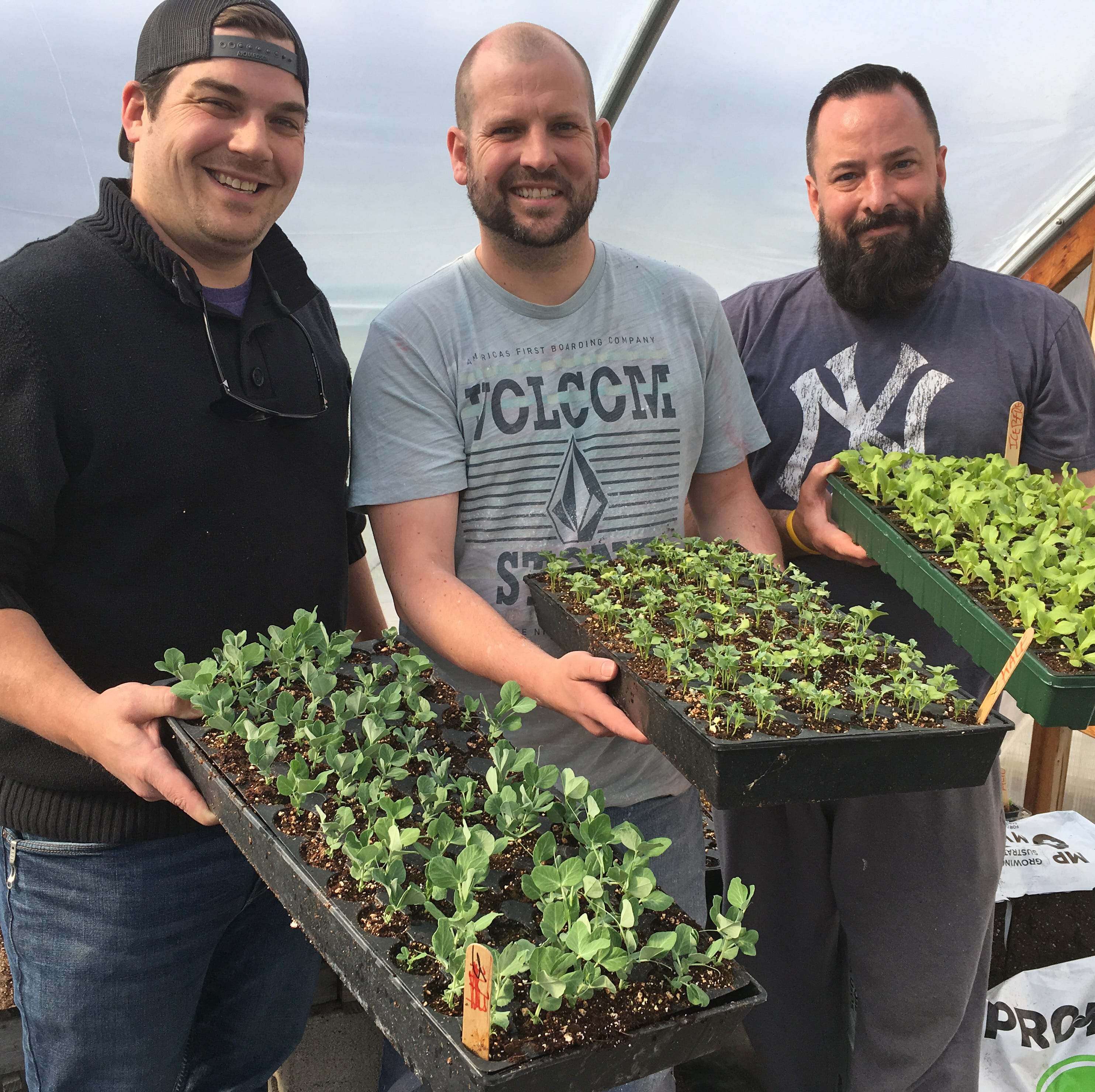 Sprout of Hope: growing gardens to feed others