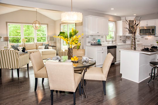 A team of professionals can guide you in personalizing your home.